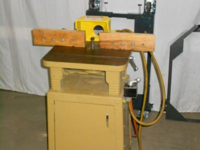 woodworking machine service repair