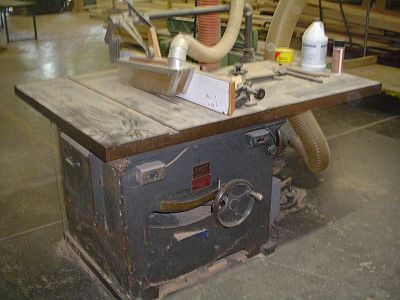 Fantastic Online Auction Of Woodworking Machinery  Gallivan